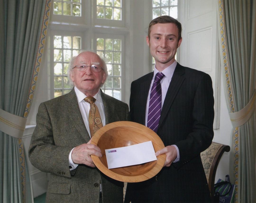 Michael D. Higgins Prize